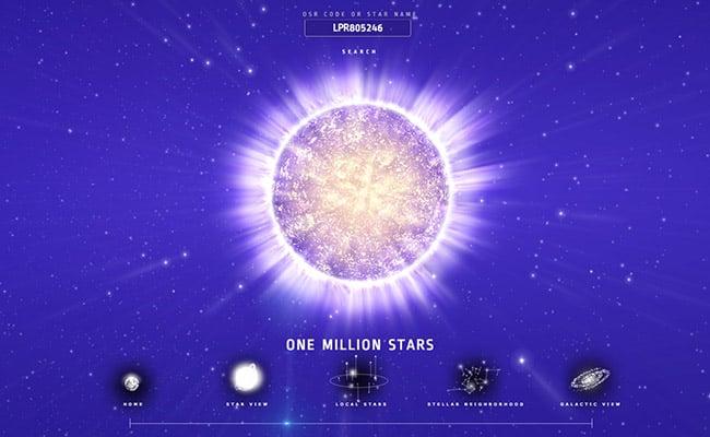 One Million Stars