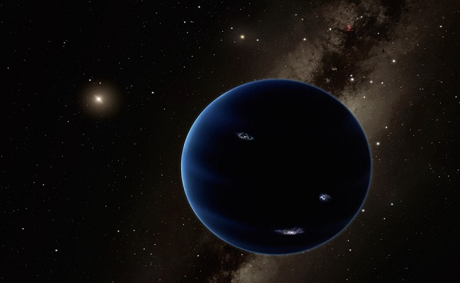 Wikipedia Ninth Planet artist conception.