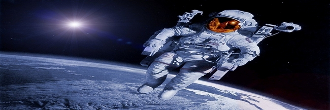 astronauta spazio