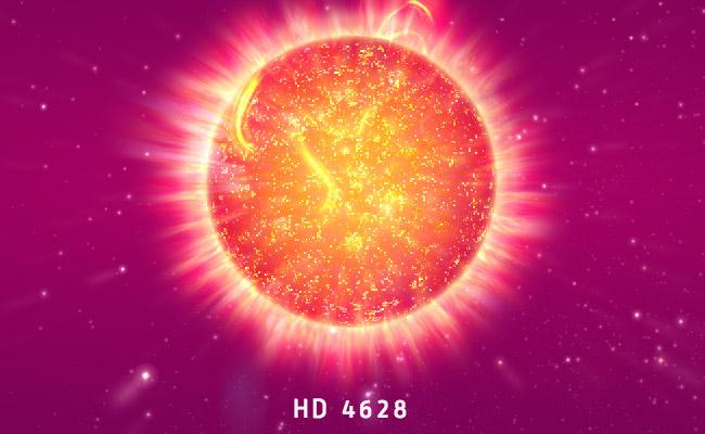 HD 4628 Star