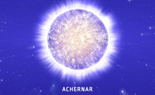 Achernar Star