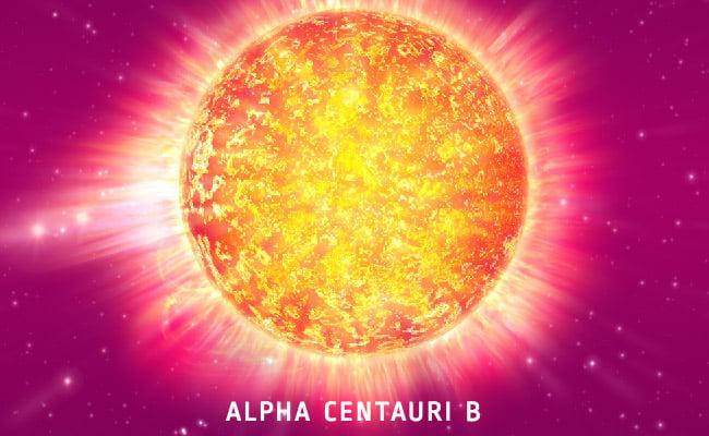 Alpha Centauri B - Star Facts - Online Star Register