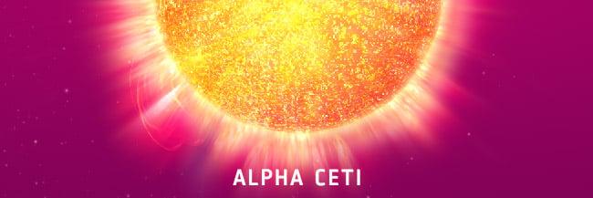 Alpha Ceti