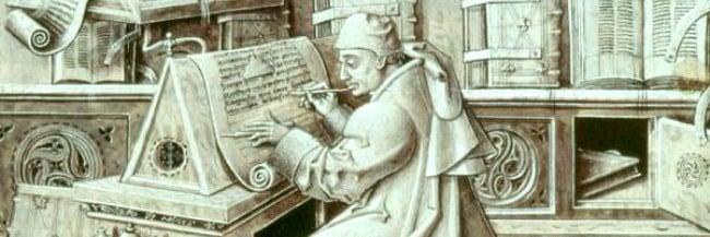 Middeleeuwse astroloog