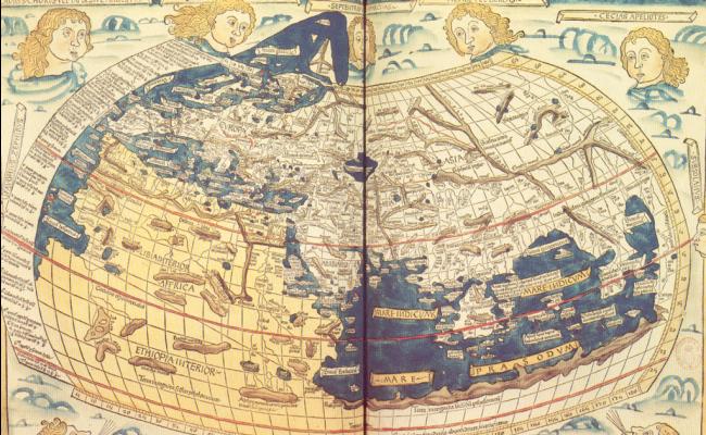 wereldbeeld van Ptolemaeus