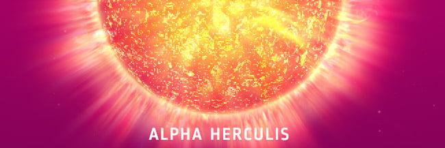 Alpha Herculis