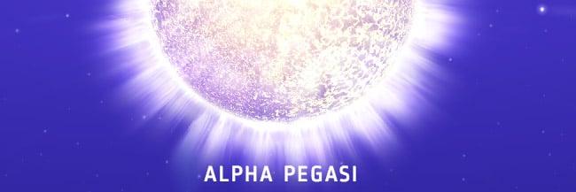 alpha pegasi