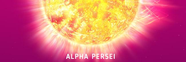 Alpha Persei
