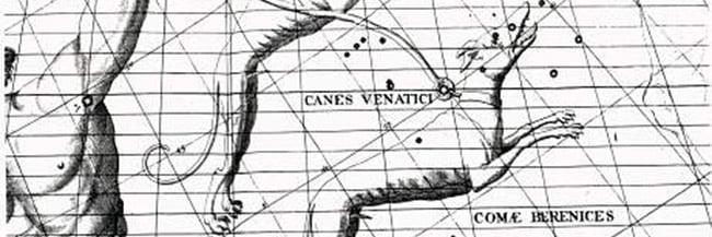 Canes Venatici Stars