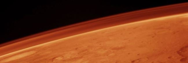 Mensen op Mars