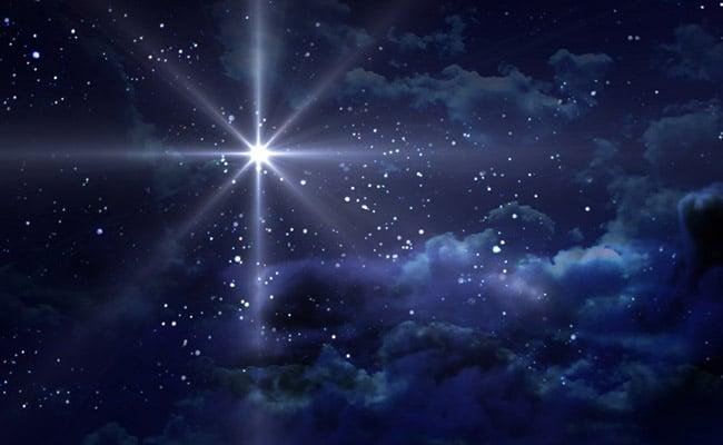 Resultado de imagem para estrela no céu