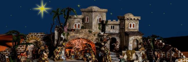 De kerstster van Bethlehem