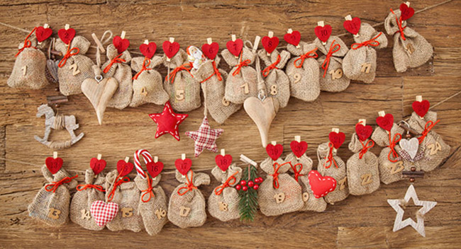 Christmas Decoration Calendar