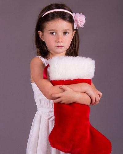 Christmas prank for children