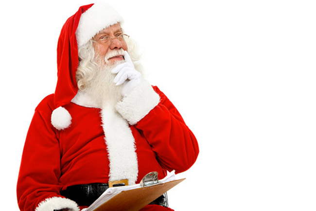 Christmas Santa Trivia