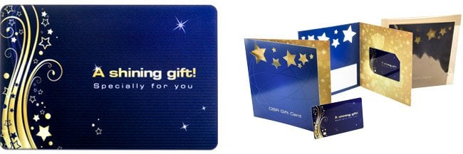 Which OSR Gift Card