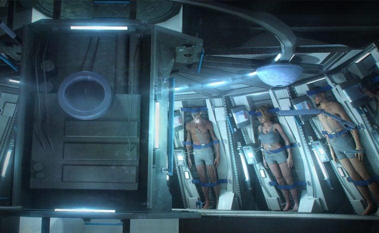 Hibernating Astronauts