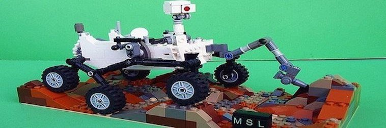 Nasa Build Your Own Working Rover Or Lego Rover Online Star Register