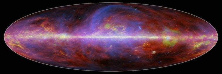 universe shape