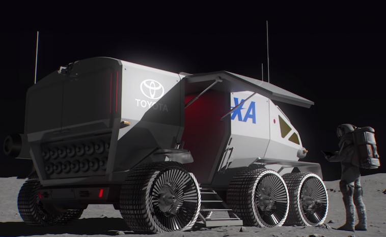 Lunar Sports Utility Vehicle