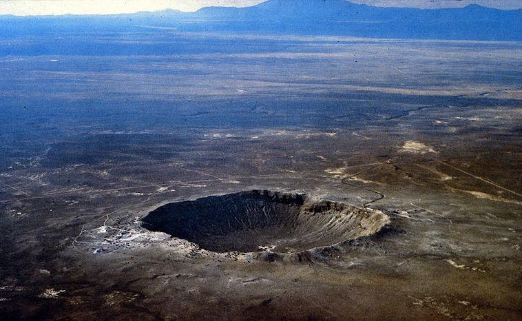 Berringer Crater