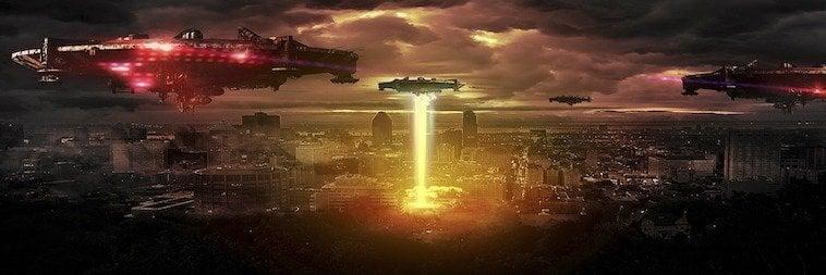 Invasion Außerirdische