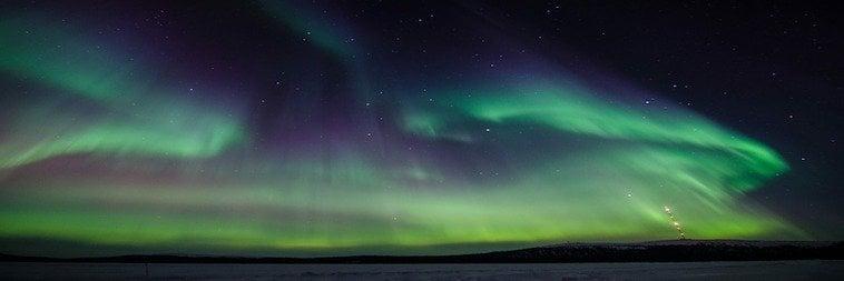 Raketensonden Polarlicht