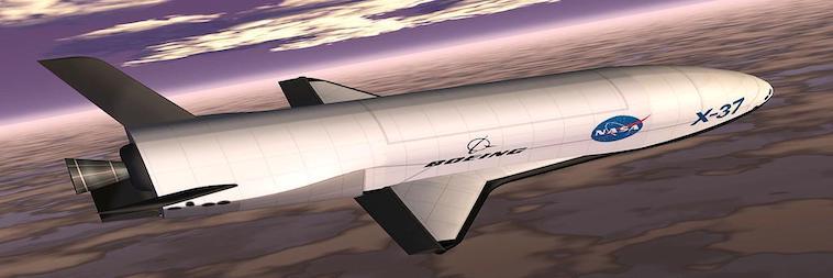 Raumflugzeug X-37B