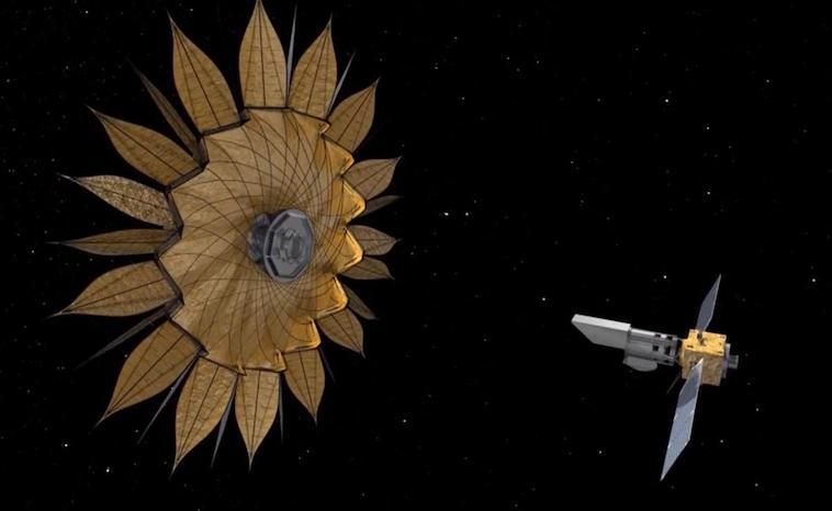 Starshade Coronagraph