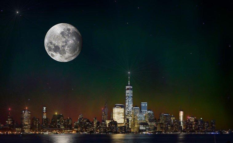 volle maan en bijgeloof