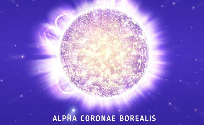 alpha-coronae-borealis-bekende sterren