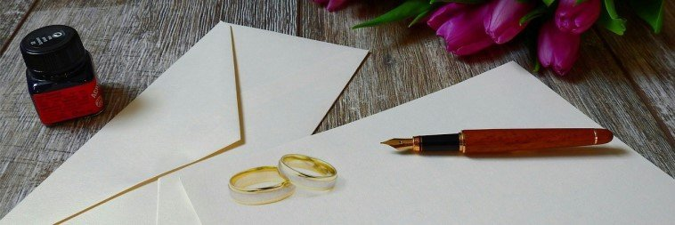 tekst huwelijkskaartje