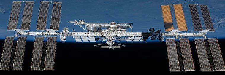 Klebeband ISS