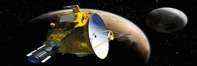 New Horizons Kuipergürtel