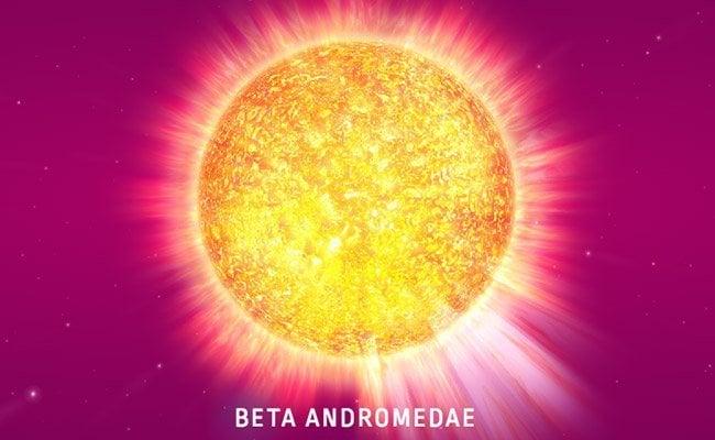 Beta Andromedae