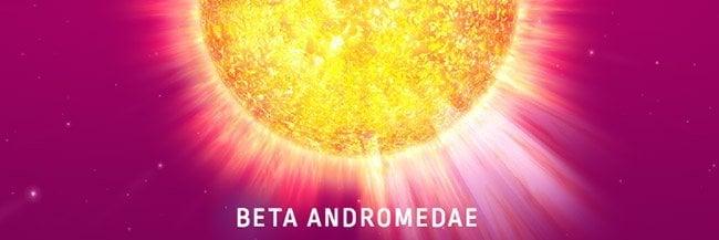 beta-andromedae