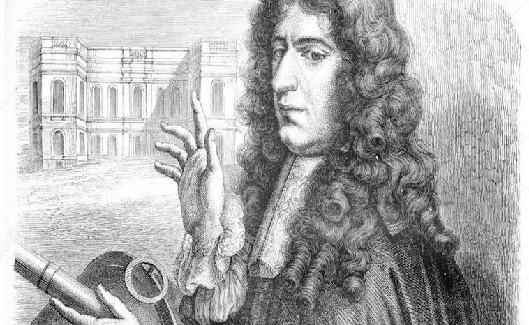 Giovanni Cassini - Zeichnung