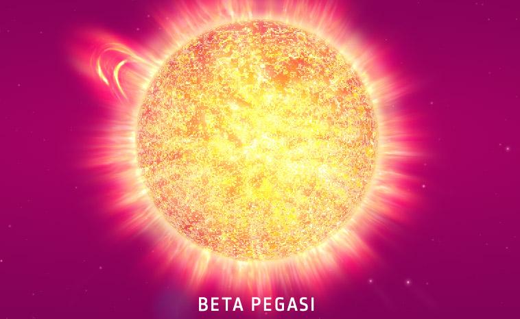 Beta Pegasi Star