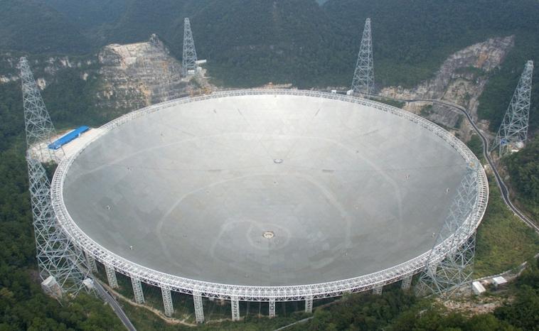 Alienjagd-Teleskop Nahansicht