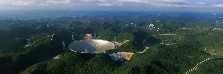 Alienjagd-Teleskop