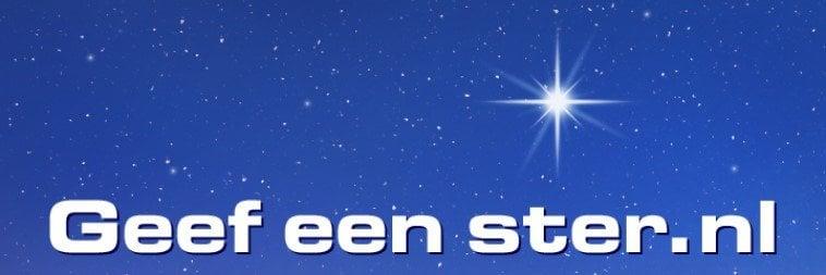geefeenster - geef een ster - geefeenster.nl - geef een ster .nl