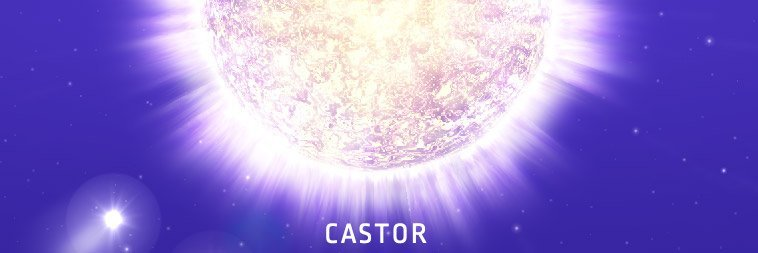 Castor - Sternfakten