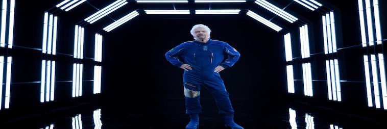 Under Armour-Raumanzüge für Virgin Galactic
