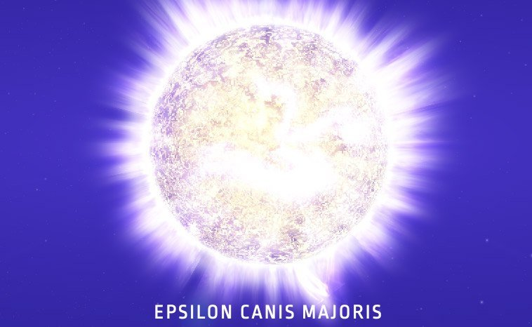 Epsilon Canis Majoris