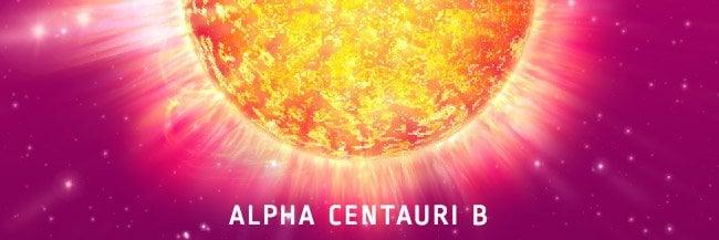 alpha centauri b-bekende sterren
