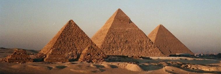 piramides-gordel van Orion