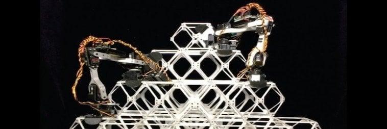 NASA Assembler Robots