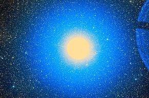 estrella hadar
