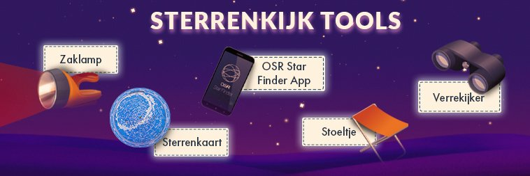 sterrenkijk tips