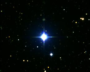 acrux estrella brillante